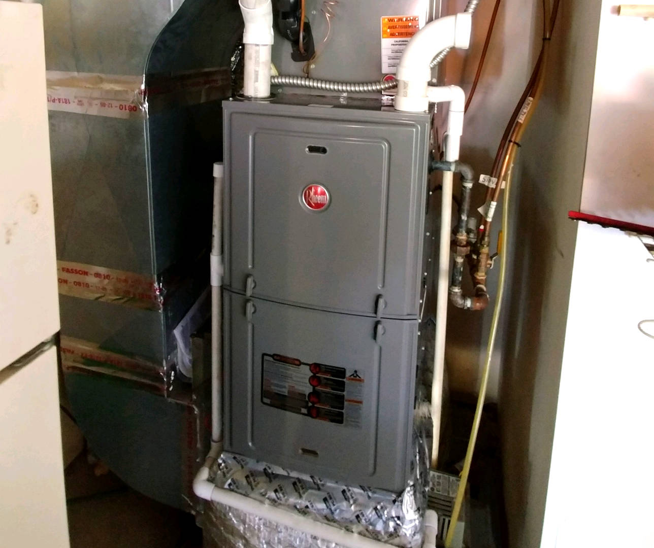 Rheem Heating Services